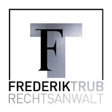 Rechtsanwalt Frederik Trub
